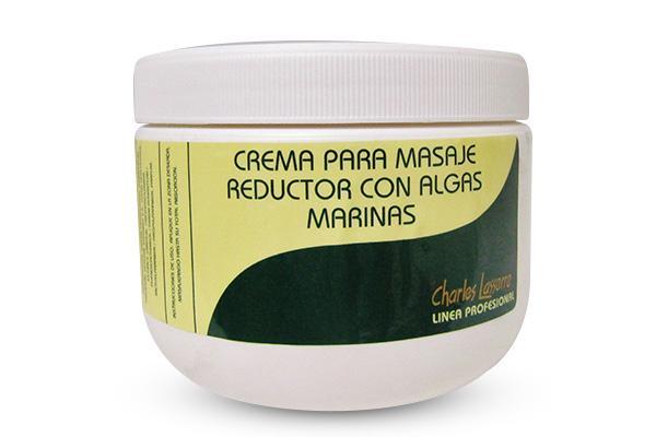 Crema Corporal Reductora con Algas Marinas