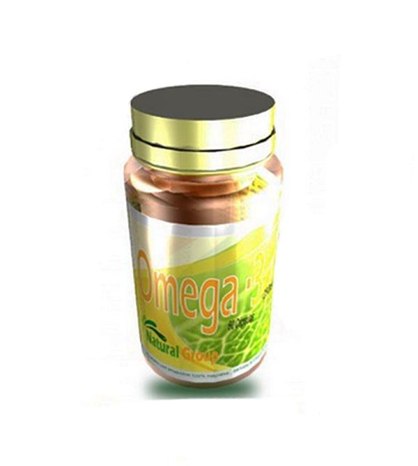 Triple Omega 369 Orgánico 60 Caps 750 mg