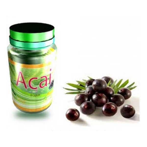 Acai Berry Orgánico 60 Caps