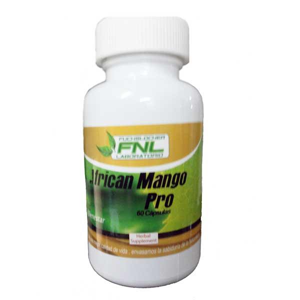 African Mango Pro 60 Caps 300 mg