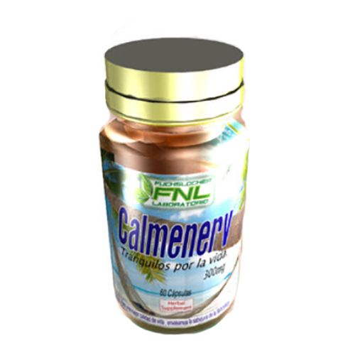Calmenerv 60 Caps 300 mg