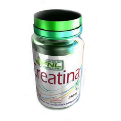 Creatina 60 Caps 250 mg