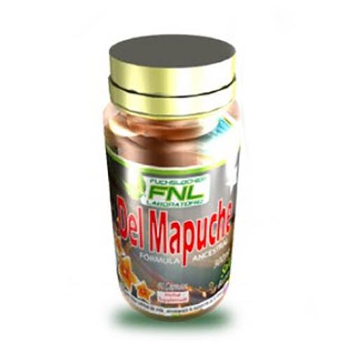 Del Mapuche 60 Caps