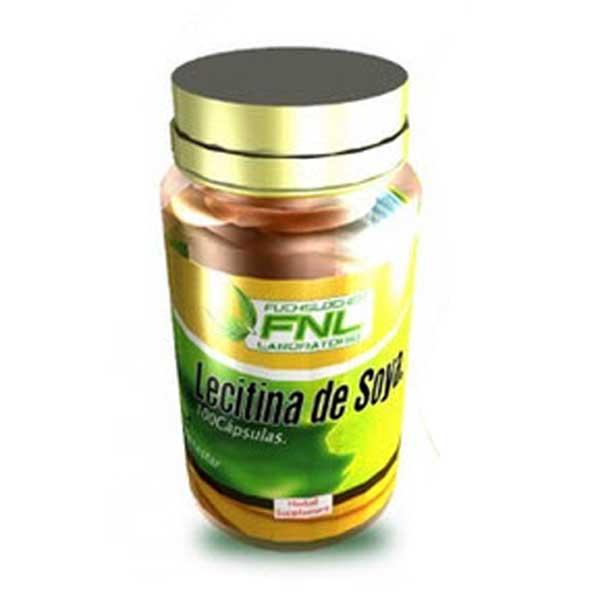 Lecitina de Soya 60 Caps 1200 mg
