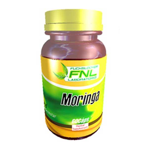 Moringa Orgánica Pura 60 Caps 300 mg