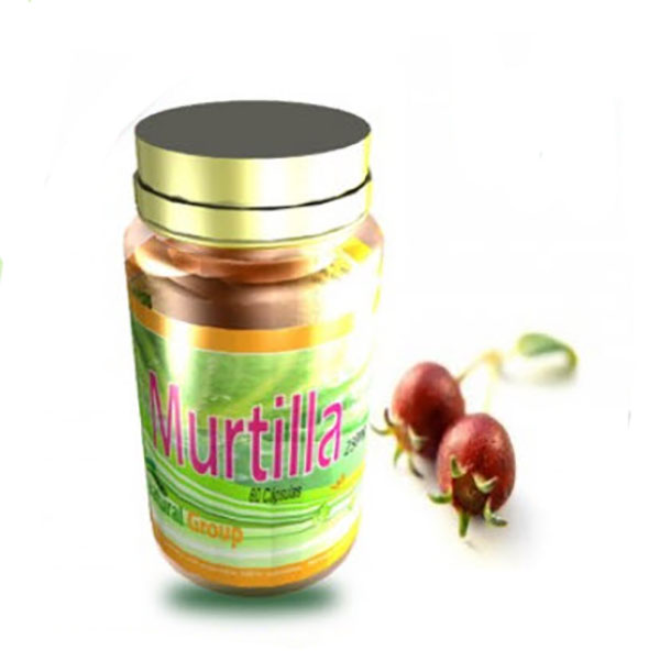 Murtilla 60 Caps 300 mg