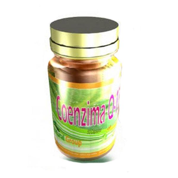 Coenzima Q10 60 Caps 250 mg