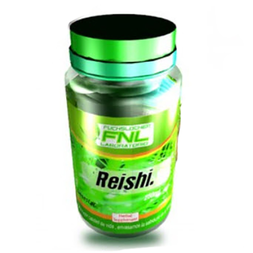 Hongo Reishi 30 Caps 300 mg