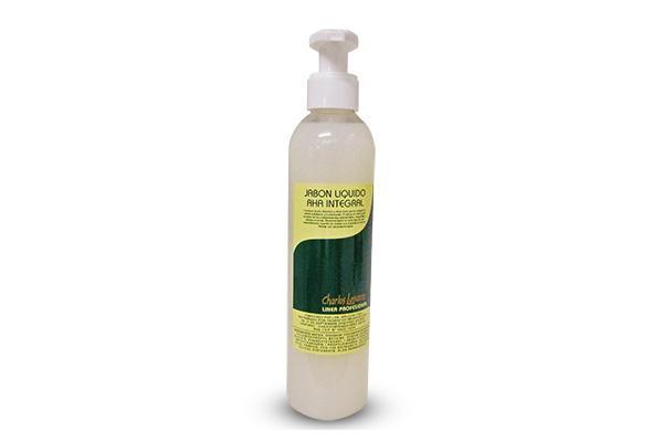 Jabón Líquido AHA integral con Aloe vera