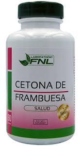 Cetona de Frambuesa 60 Caps 300 mg