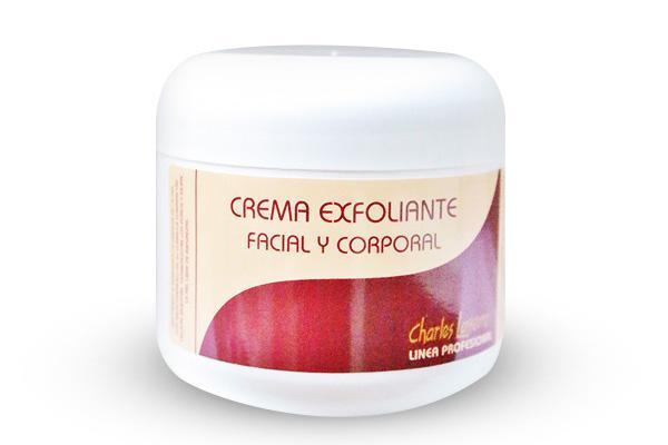 Crema Exfoliante Facial y Corporal