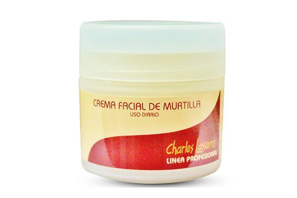 Crema Hidratante con Extracto de Murtilla