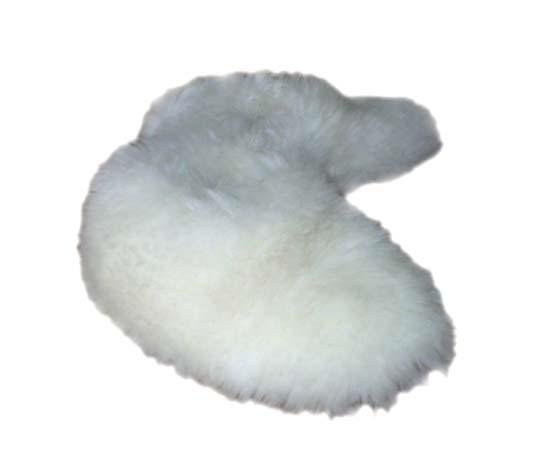 Zapatillas Oveja Blanco Invierno