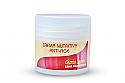 Crema Nutritiva Anti-Age con Pantenol, Péptidos, Manteca de Karité, Ginseng, Alantoína y Vitamnia E