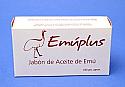 Jab�n de Aceite de Emu 100 gramos EMU PLUS